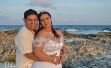 Xiomara y Jose