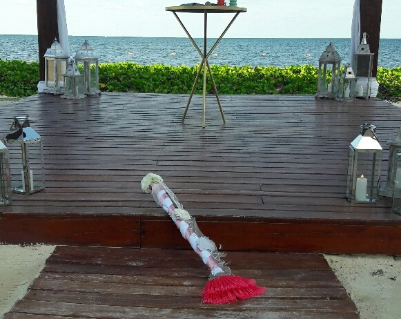 Jumping The Broom Ceremony Promisses